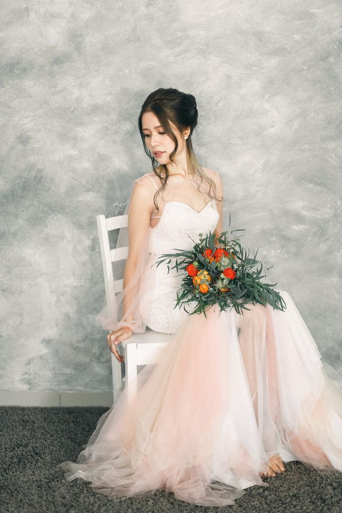 Your real bride in my album by rynee tan make up studio - 004
