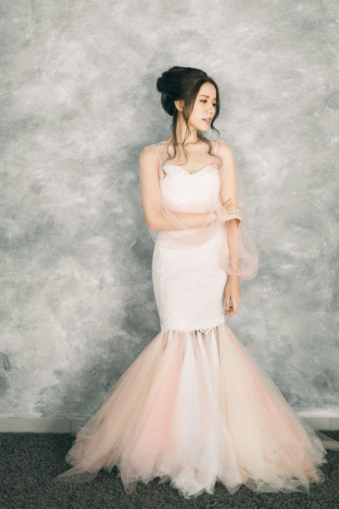 Your real bride in my album by rynee tan make up studio - 007