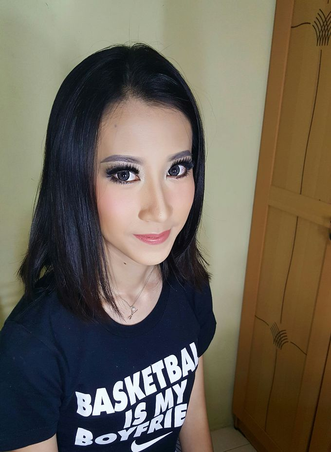 Make Up Ms Ornella by Flo Make Up Artist - 002