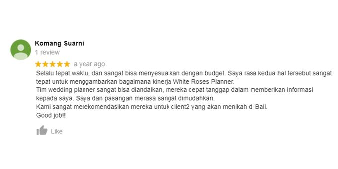 Client Review by White Roses Planner - 008