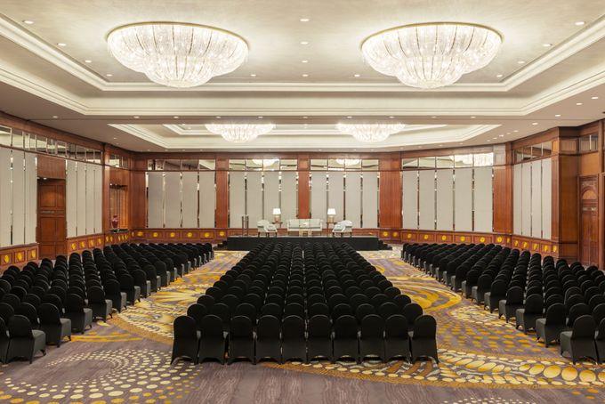 Wedding Venue by JW Marriott Hotel Surabaya - 003