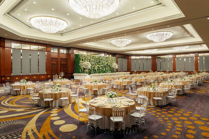 Wedding Venue by JW Marriott Hotel Surabaya - 004