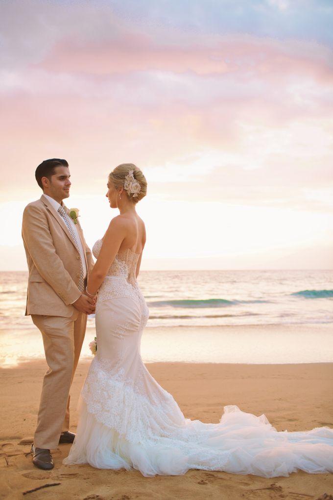 Dreamy Maui Wedding by Anna KIm Photography - 002
