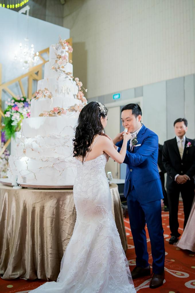 Michael & Villia Wedding by Bernardo Pictura - 003
