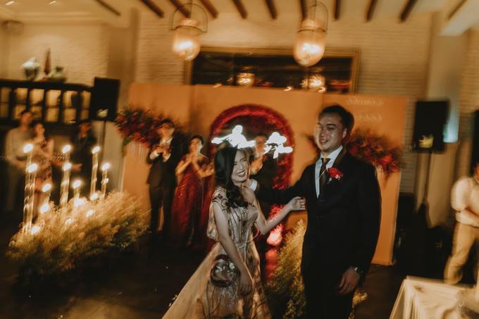 Andrew & Tiffany - 27 November 2019 by Sugarbee Wedding Organizer - 002