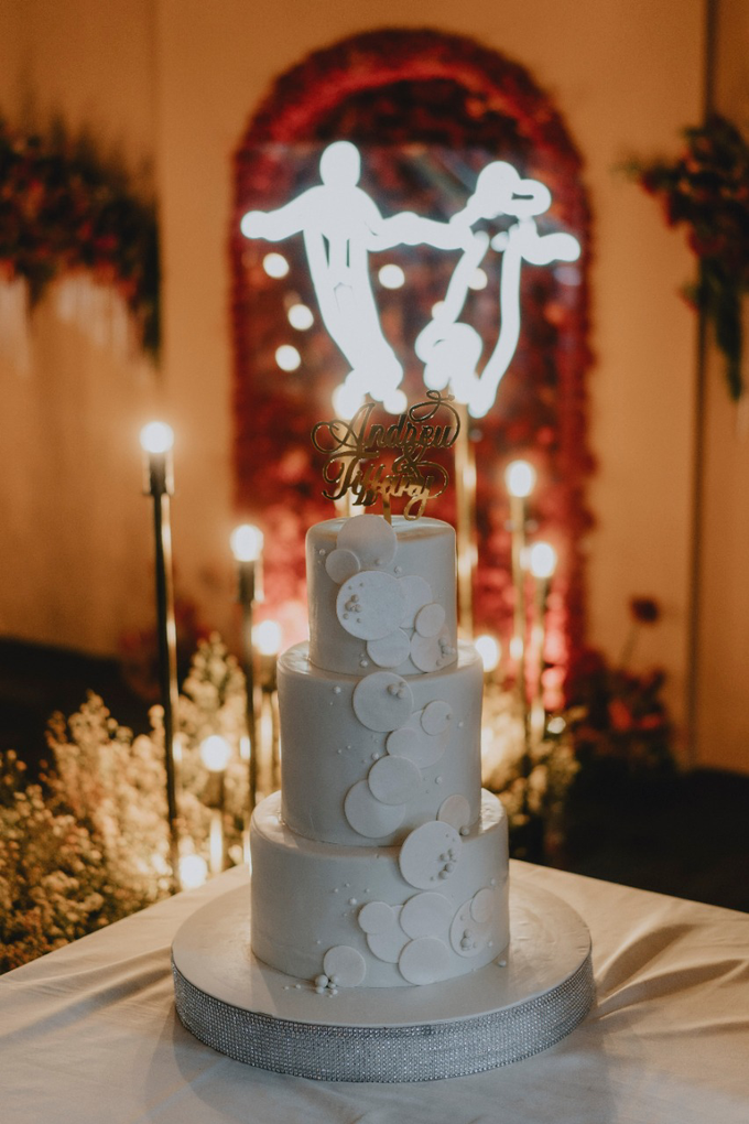 Andrew & Tiffany - 27 November 2019 by Sugarbee Wedding Organizer - 004