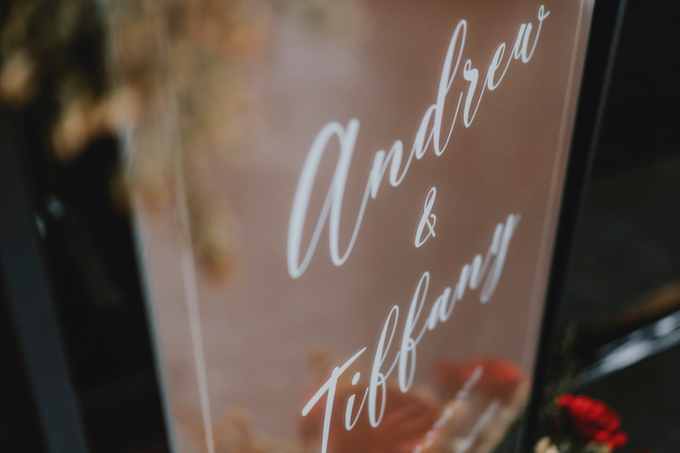 Andrew & Tiffany - 27 November 2019 by Sugarbee Wedding Organizer - 003