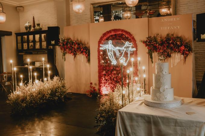 Andrew & Tiffany - 27 November 2019 by Sugarbee Wedding Organizer - 006