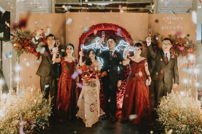 Andrew & Tiffany - 27 November 2019 by Sugarbee Wedding Organizer - 007