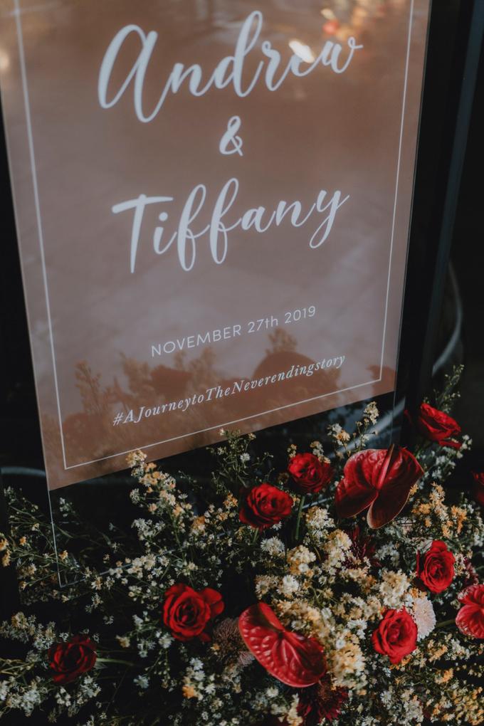 Andrew & Tiffany - 27 November 2019 by Sugarbee Wedding Organizer - 011