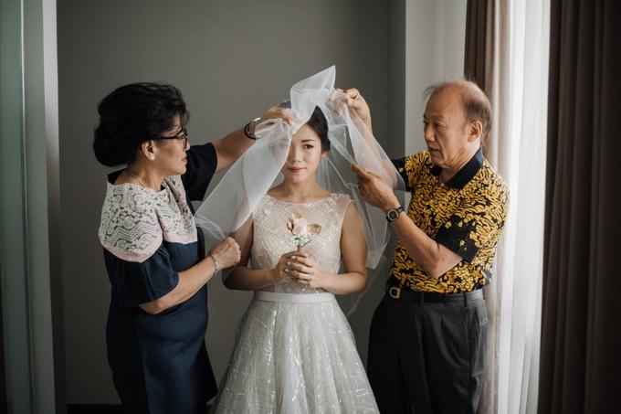 Joe & Angel - 21 September 2019 by Sugarbee Wedding Organizer - 004
