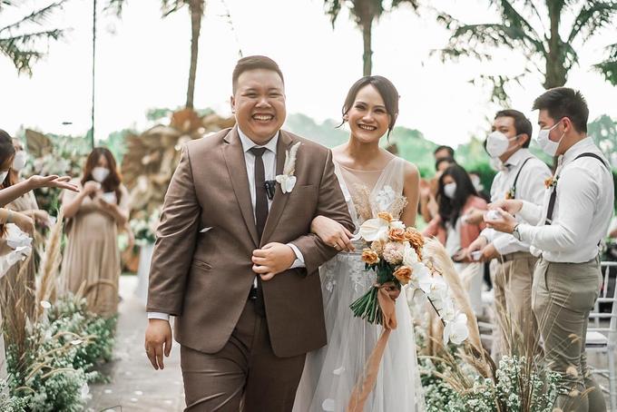Wedding of Yeremia & Audrie by Sugarbee Wedding Organizer - 004