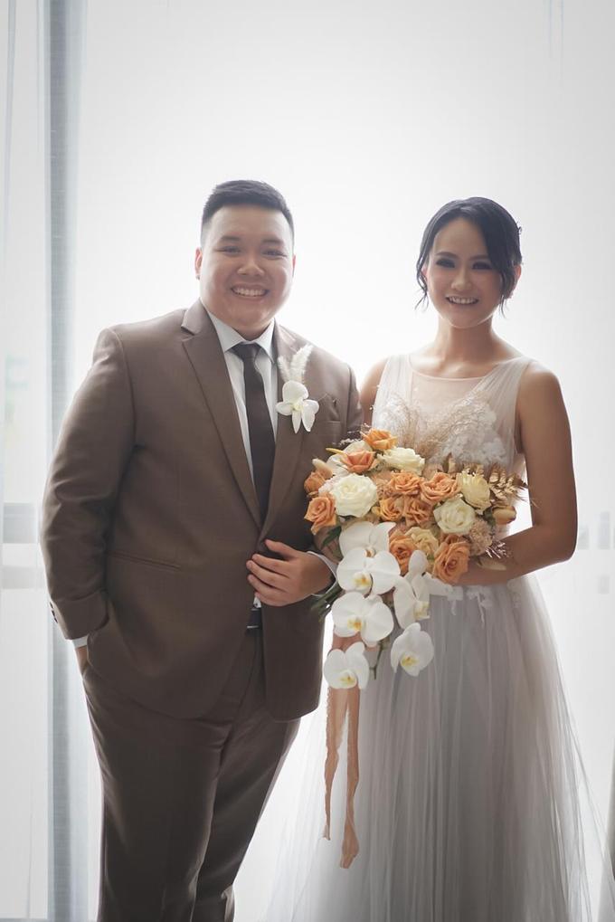 Wedding of Yeremia & Audrie by Sugarbee Wedding Organizer - 008