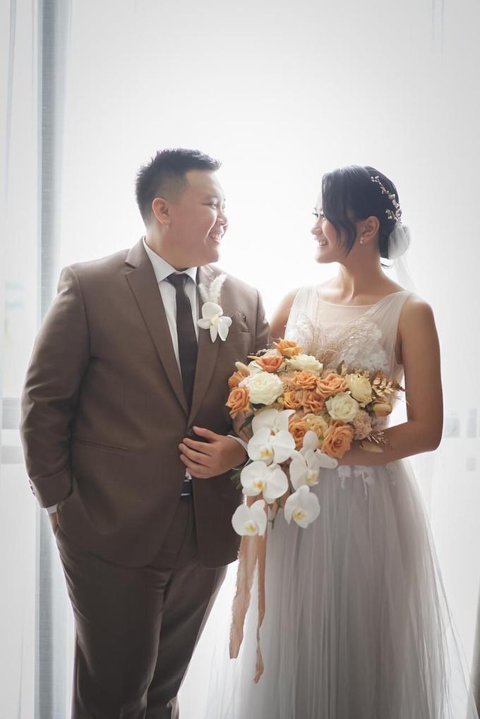 Wedding of Yeremia & Audrie by Sugarbee Wedding Organizer - 007
