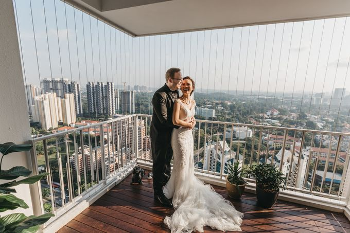 Four Seasons Hotel Singapore Wedding by Darren and Jade Photography - 050
