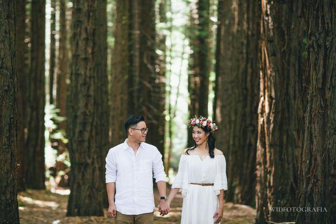 Prewedding of Sumi and Adrian by Widfotografia - 001