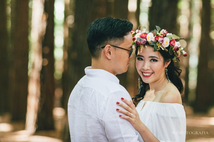 Prewedding of Sumi and Adrian by Widfotografia - 004