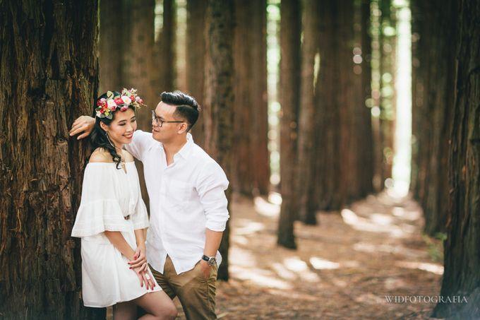 Prewedding of Sumi and Adrian by Widfotografia - 005