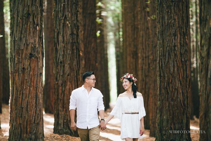 Prewedding of Sumi and Adrian by Widfotografia - 006