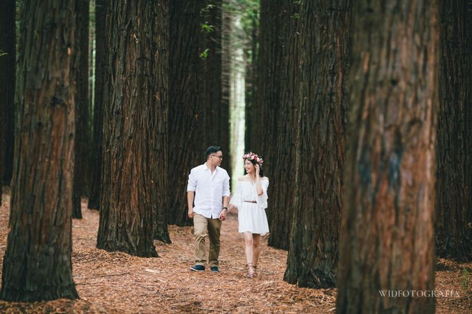 Prewedding of Sumi and Adrian by Widfotografia - 007