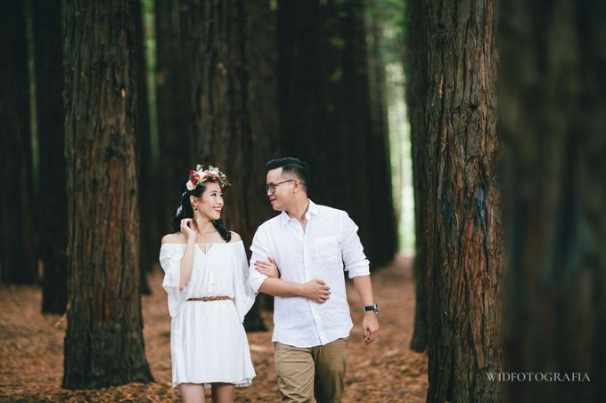 Prewedding of Sumi and Adrian by Widfotografia - 008