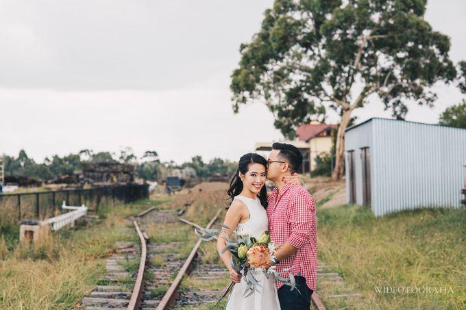 Prewedding of Sumi and Adrian by Widfotografia - 020