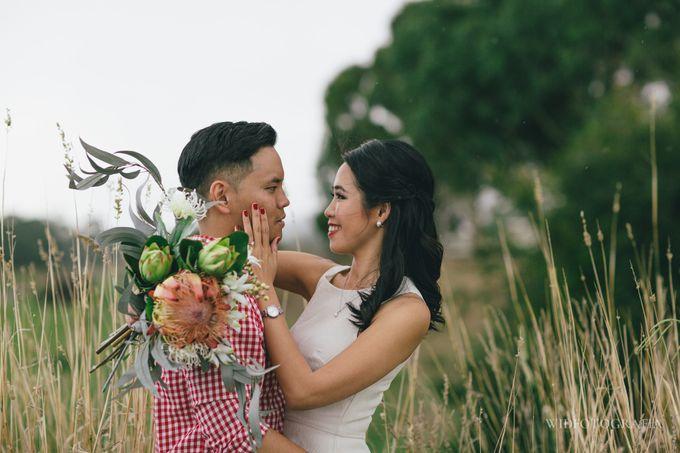 Prewedding of Sumi and Adrian by Widfotografia - 021