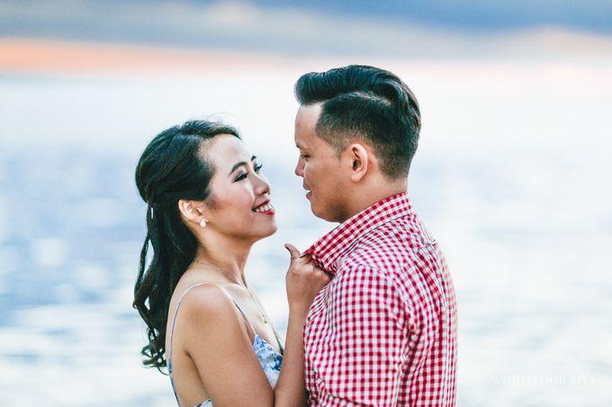 Prewedding of Sumi and Adrian by Widfotografia - 031