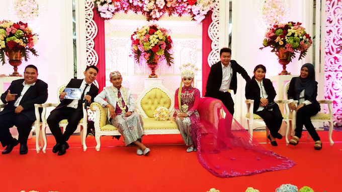 Wedding at grand cempaka by X-Seven Entertainment - 004