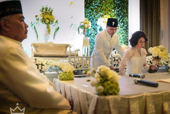CYNTHIA AND ANDIKA WEDDING  AT NOVOTEL HOTEL BALIKPAPAN WEDDING by DES ISKANDAR - 001