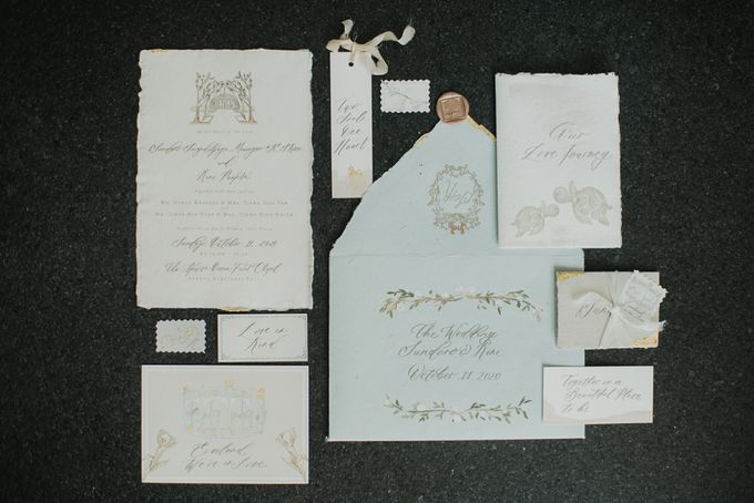 Sundoro and Rini Wedding by Isabella Wedding Organizer - 004