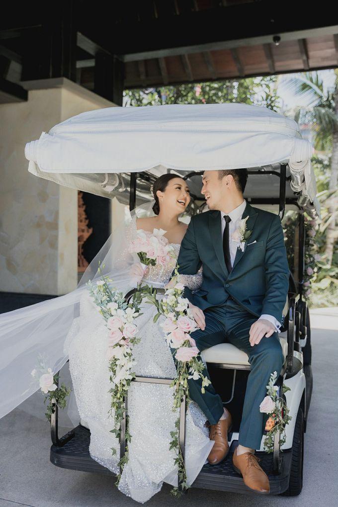 Sundoro and Rini Wedding by The Apurva Kempinski Bali - 004