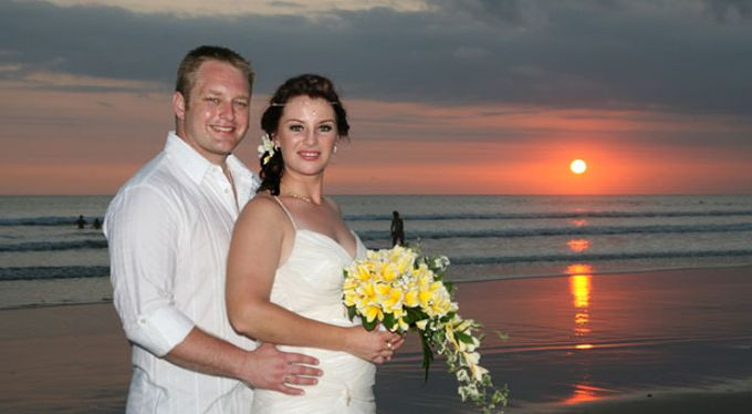 Bali Mandira Wedding by Bali Mandira Beach Resort & Spa - 002