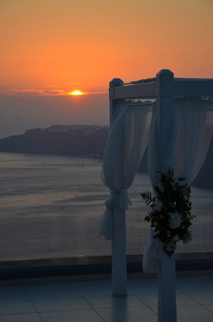 Santorini wedding by Diamond Events - 012