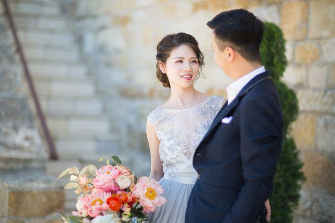 Mandy and Macks Wedding by Katie McGihon Photography - 029