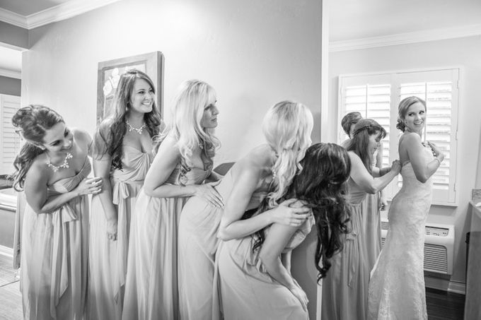 Elegant Wedding at Sunstone winery and vineyard in Santa Barbara wine region by Kiel Rucker Photography - 008
