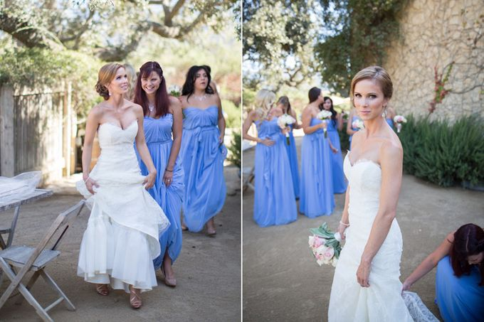 Elegant Wedding at Sunstone winery and vineyard in Santa Barbara wine region by Kiel Rucker Photography - 016