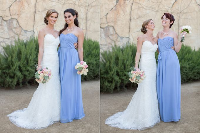 Elegant Wedding at Sunstone winery and vineyard in Santa Barbara wine region by Kiel Rucker Photography - 020