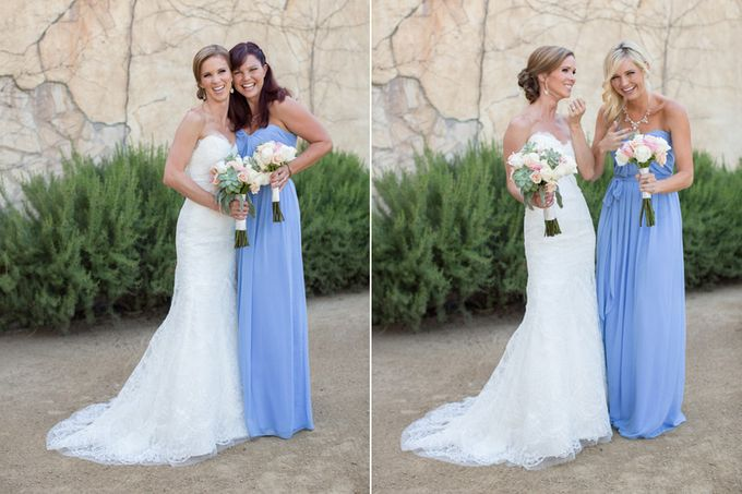 Elegant Wedding at Sunstone winery and vineyard in Santa Barbara wine region by Kiel Rucker Photography - 021