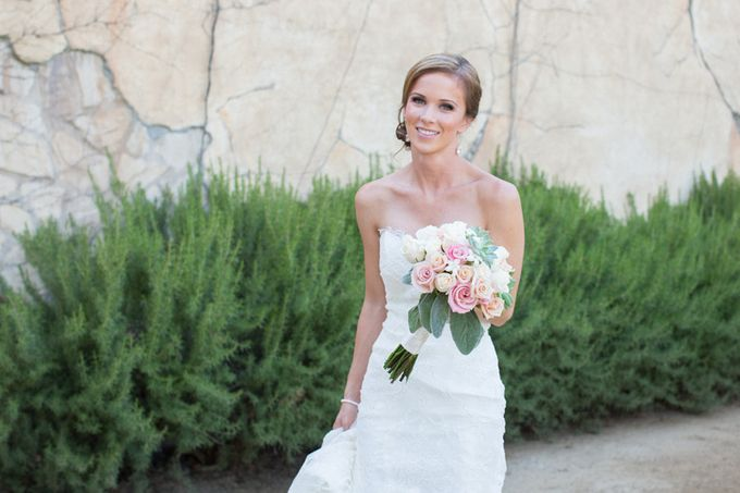 Elegant Wedding at Sunstone winery and vineyard in Santa Barbara wine region by Kiel Rucker Photography - 024