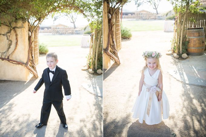 Elegant Wedding at Sunstone winery and vineyard in Santa Barbara wine region by Kiel Rucker Photography - 029