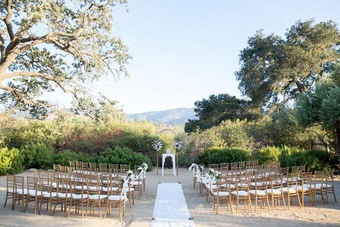 Elegant Wedding at Sunstone winery and vineyard in Santa Barbara wine region by Kiel Rucker Photography - 030