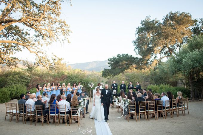 Elegant Wedding at Sunstone winery and vineyard in Santa Barbara wine region by Kiel Rucker Photography - 040