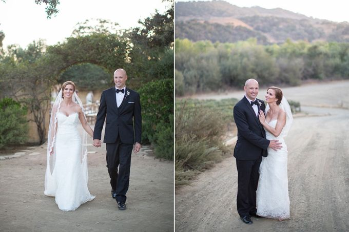 Elegant Wedding at Sunstone winery and vineyard in Santa Barbara wine region by Kiel Rucker Photography - 042