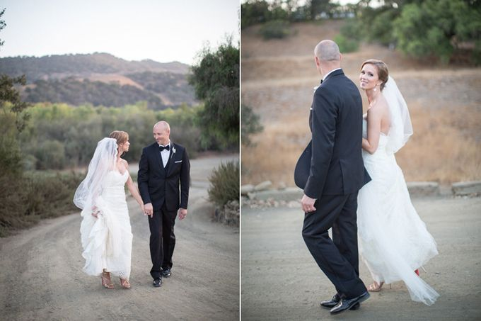 Elegant Wedding at Sunstone winery and vineyard in Santa Barbara wine region by Kiel Rucker Photography - 044