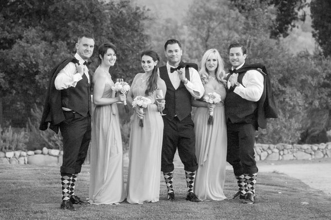 Elegant Wedding at Sunstone winery and vineyard in Santa Barbara wine region by Kiel Rucker Photography - 047