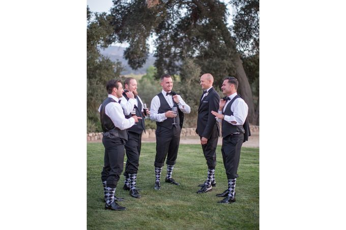 Elegant Wedding at Sunstone winery and vineyard in Santa Barbara wine region by Kiel Rucker Photography - 048