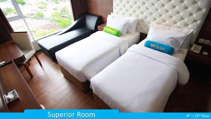 Hotel Room by Grand Tebu Hotel - 005