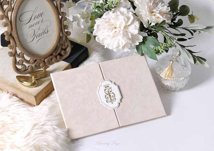 FOR ALL ETERNITY by BloomingDays Invitation Studio - 002