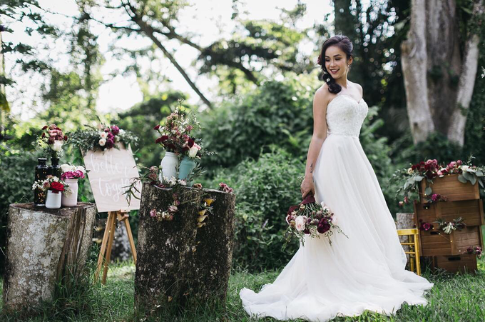A Rustic Wonderland  Theme Styled Shoot by DTPictures - 003